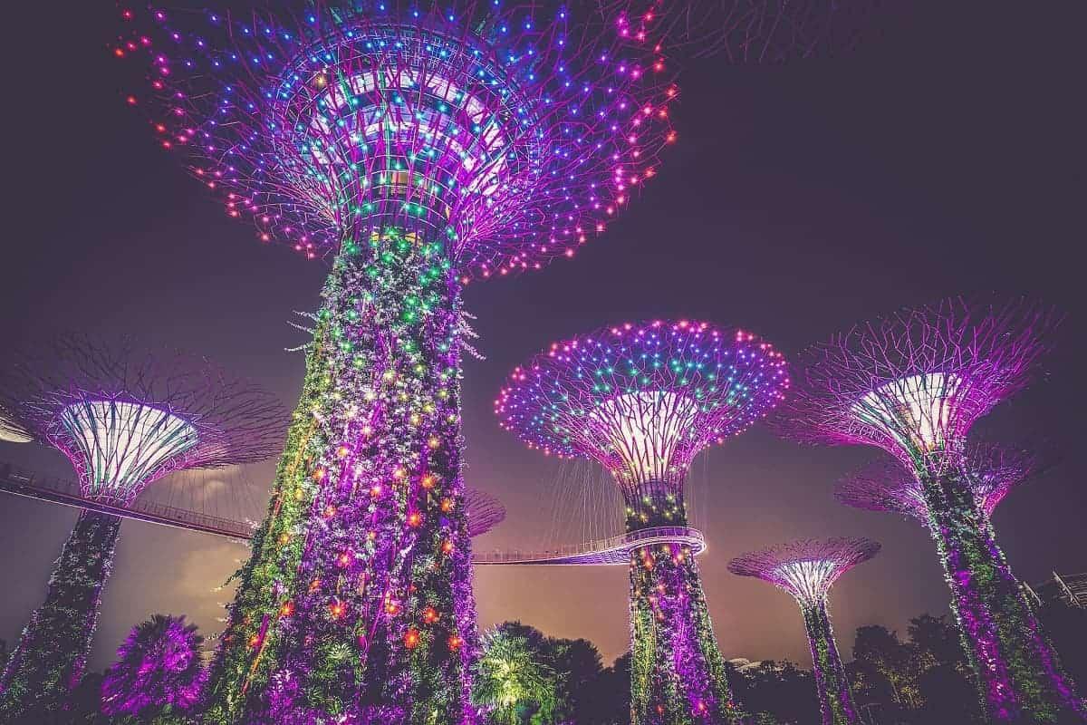 Dobra mjesta za upoznavanje Singapur