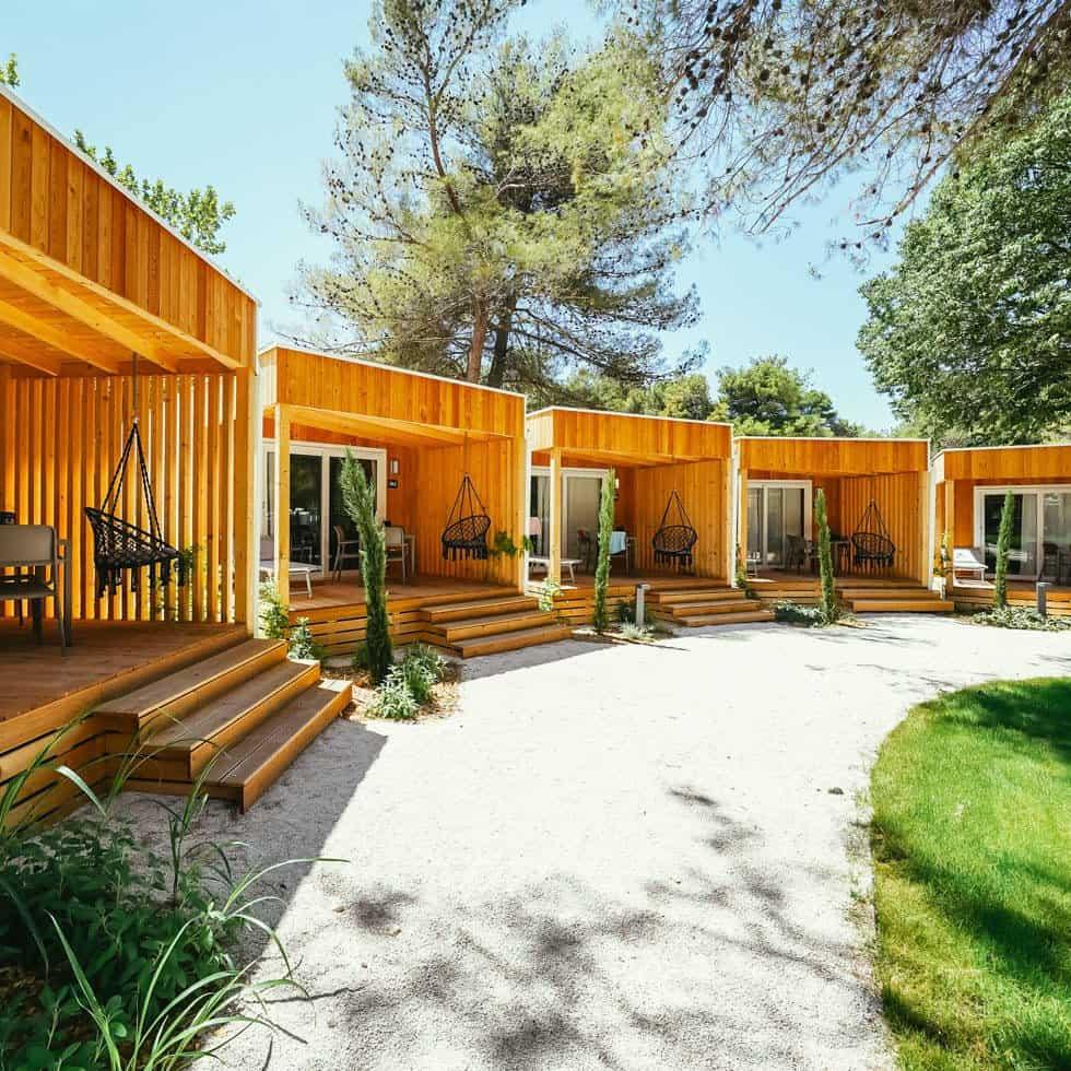 falkensteiner premium camping zadar exterior 20 square