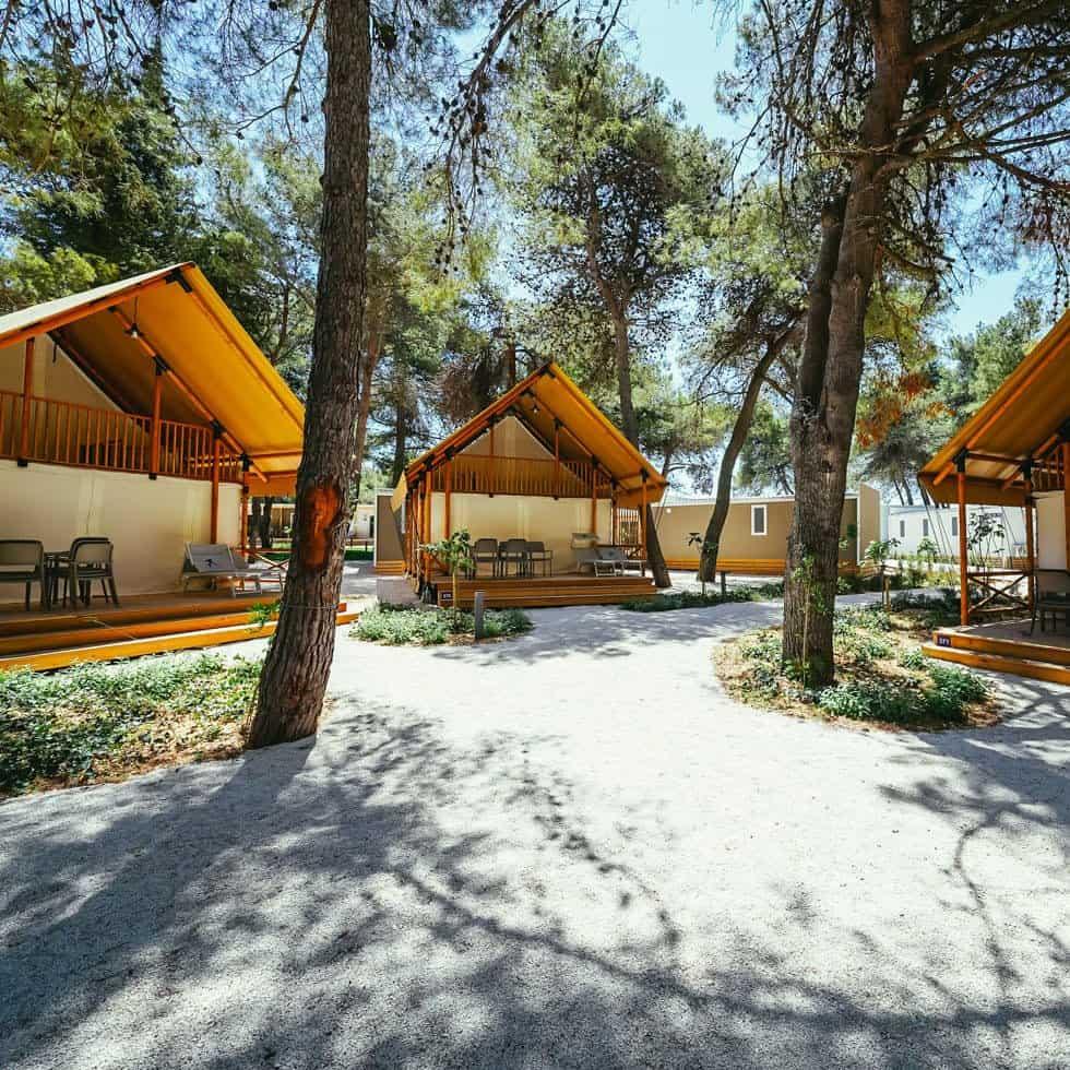 falkensteiner premium camping zadar exterior 23 square