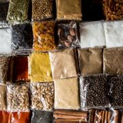 intrepid travel tanzania stone town packed spices