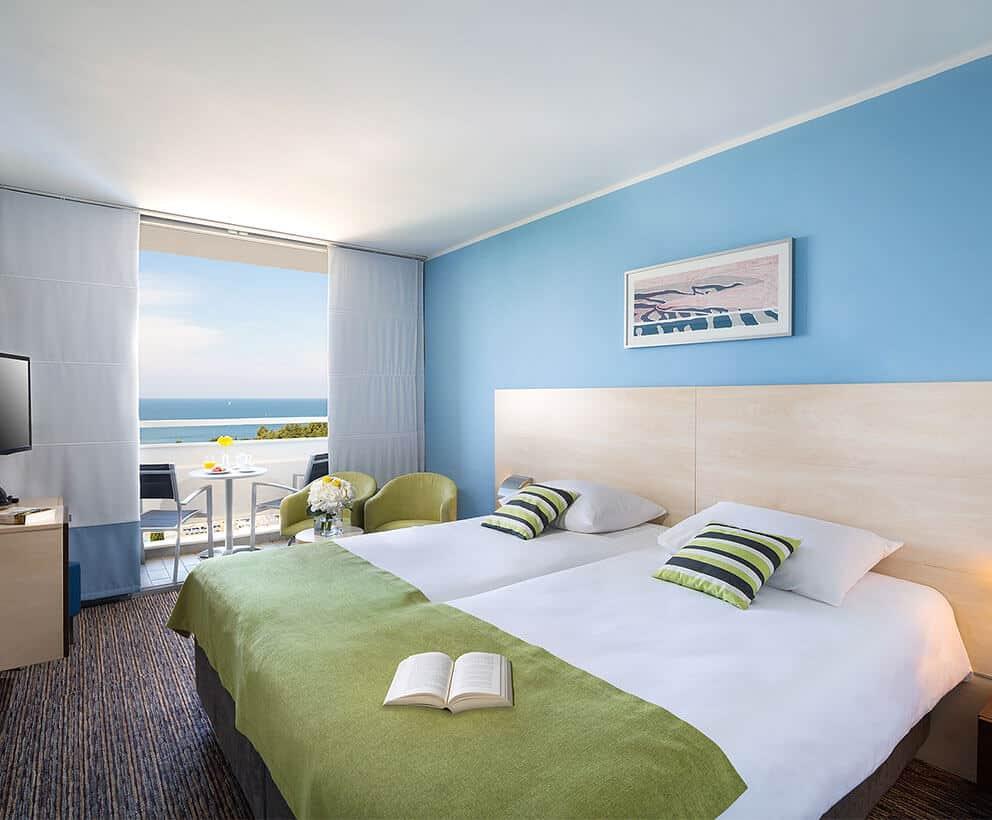 valamar diamant hotel room overview m