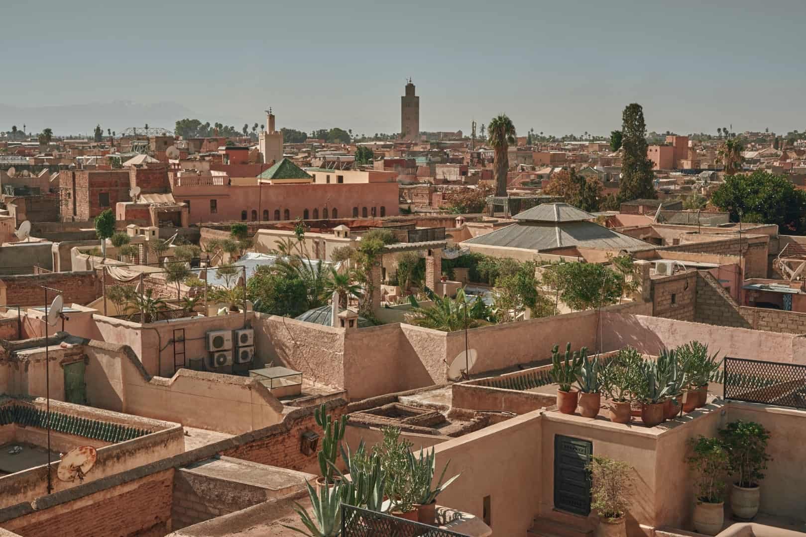 marrakech putovanje